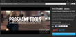 Developers at Pixel Film Studios Release ProShake Tools for Final Cut...