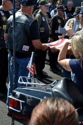 Patriot Tour Raises Funds for Wounded Vets, Honors Military Service, Sacrifices