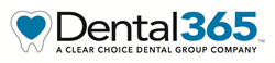 Dental 365 - A Clear Choice Dental Group logo