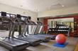 Hilton Washington DC/Rockville Hotel - fitness center