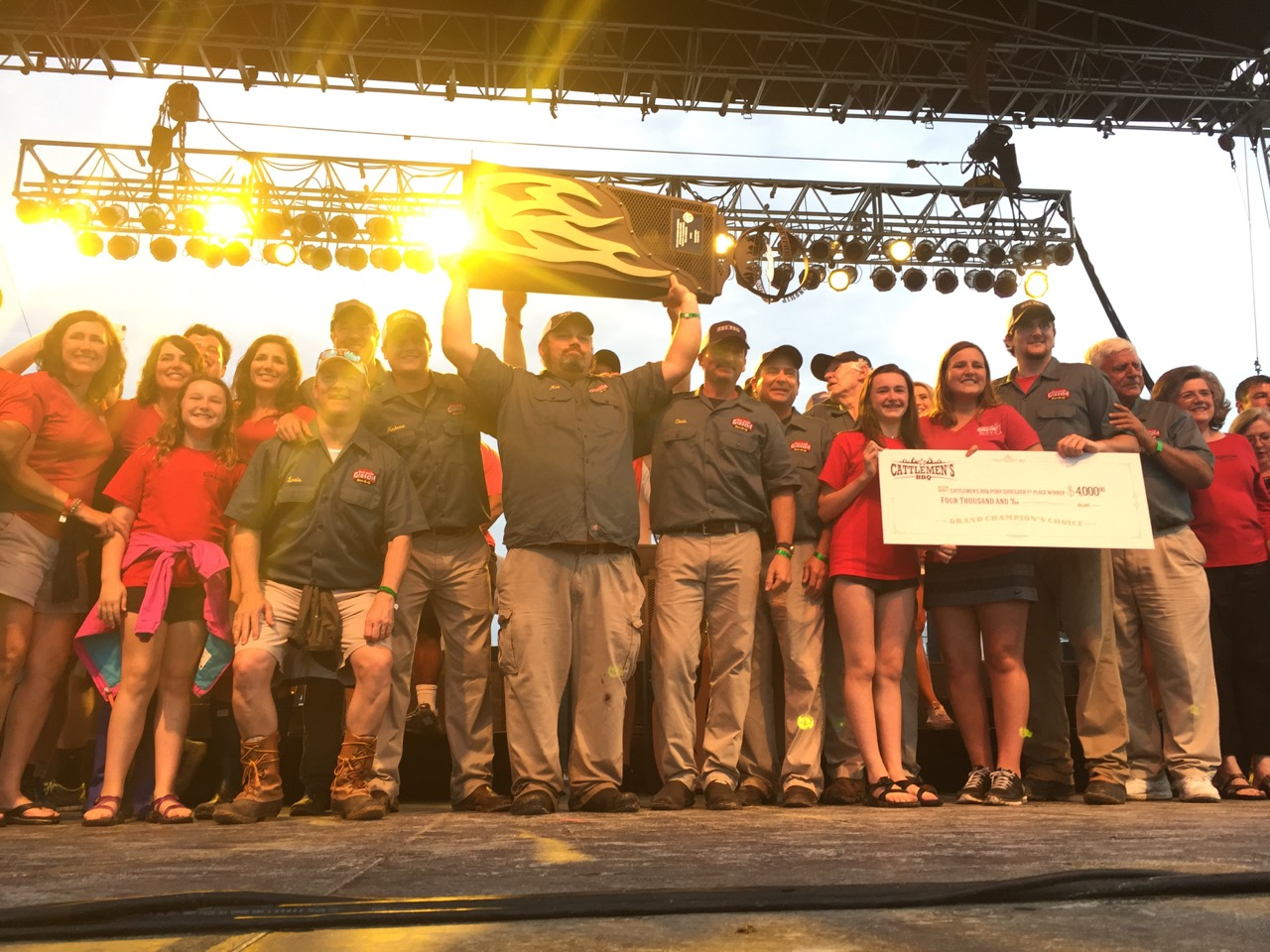 The Shed BBQ from Ocean Springs, Mississippi Named Grand Champion of ...