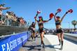 Monster Energy Girls in Barcelona, Spain at the SLS Nike SB Pro Open Finals