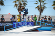 Monster Energy's Nassim Guammaz at the SLS Nike SB Pro Open Finals in Barcelona, Spain