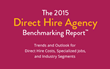 BountyJobs 2015 Direct Hire Agency Benchmarking Report™ Shows Strong...