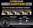 Work Sharp Creates New Game Changing Sharpener With Innovative Pivot-Response Technology