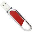 Bowtie Promotions Launches Carabiner Personalized USB Flash Drive