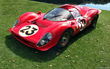 World's Only Ferrari P3/4 at 2015 Greenwich Concours d' Elegance