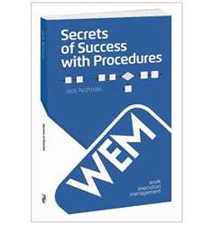 Secrets of Success with Procedures book jacket