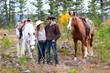 The equestrian adventure of a mountain trail ride is just one of the ways The Landing suggests for getting the most out of summer in Tahoe. (phono by: Vanessa van Rensburg)