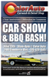 Car Show and BBQ Bash