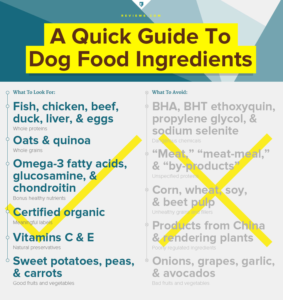 The Truth About Pet Food  List