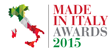 The Winners of the Made in Italy Awards 2015