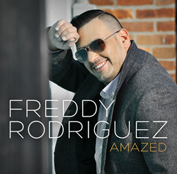 2015 Music Release from Freddy Rodriguez Amazed