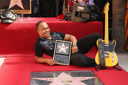"Ray Parker Jr., best known for the No. 1 smash hit ""Ghostbusters,"" for which he won a Grammy Award, will make his debut appearance at this year's KSBR Birthday Bash Jazz Festival and Taste of the Bash."