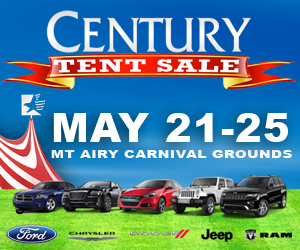 Century of Mt. Airy Auto Group Having Huge Memorial Day ...