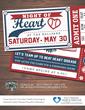 Night of Heart at Ballpark