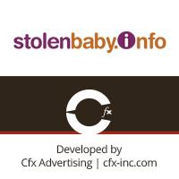 stolenbaby.info and cfx logo