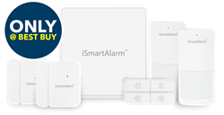 Simply the best smartphone-enabled home security and home control systems, with multiple App and design awards and high ratings from CNet, PC Mag, Digital Trends, and others. iSmartAlarm protects your home intelligently.