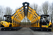 JCB's factories produced more than 64,000 machines in 2014, and the company achieved sales of $3.9 billion.