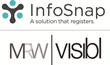 InfoSnap Partners with MRW/VISIBL to Provide Comprehensive Marketing...