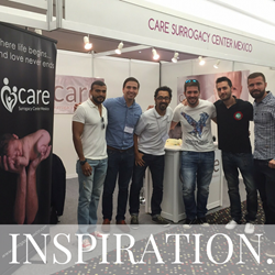CARE Surrogacy Center Mexico inviTRA Fertility Fair 2015