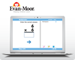 Evan-Moor Offers Online Flashcards to Prevent the Math Summer Slide
