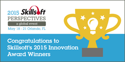 Skillsoft and SumTotal Announces Innovation Award Winners in Learning and Talent Development