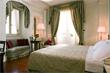 Superior double room at Hotel Mediterraneo