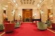 Lobby of Hotel Mediterraneo