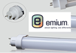80,000 hour, Ballast Compatible LED T8 & T5 tubes from Emium...