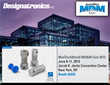 Designatronics, Inc. to Exhibit Mechanical Components and Customized Subassemblies at MedTech World MD&M East 2015