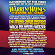 20th Gathering of the Vibes Celebration Adds Both VibeTribe Favorites and First-Timers