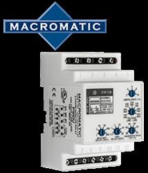 macromatic, three phase monitor relay