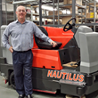 Modern Group Welcomes Mike Coyle As Industrial Sweeper and Floor Scrubber Sales Specialist