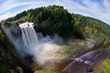 One of the stops on our Snoqualmie Falls and City Tour