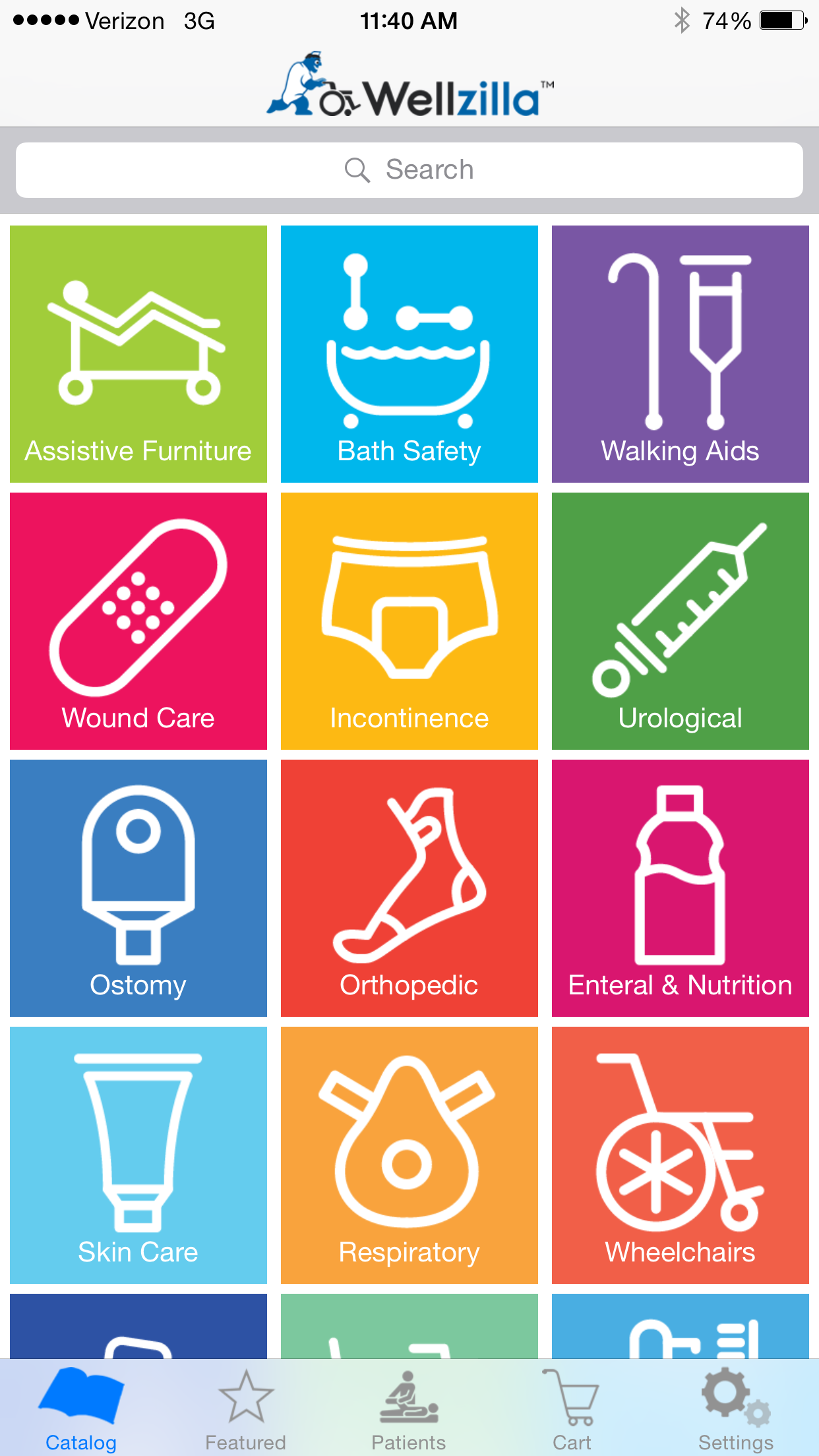 Wellzilla Introduces New Medical Supply Store App For