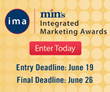 min's Annual Integrated Marketing Awards Now Accepting Entries