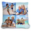 MailPix photo pillows can hold up to four images per side