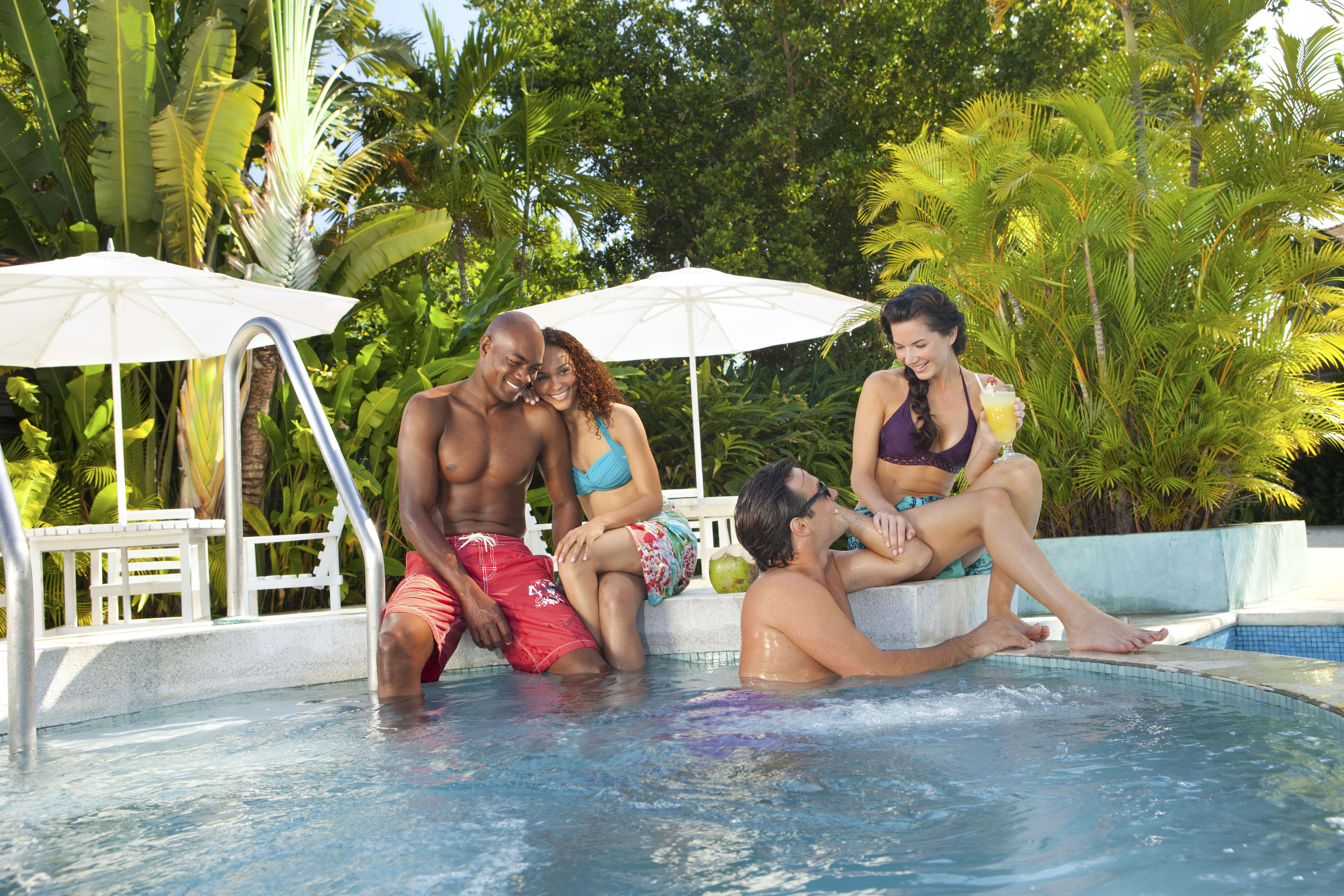Couples Resorts Invites You to Be a Happy Camper in