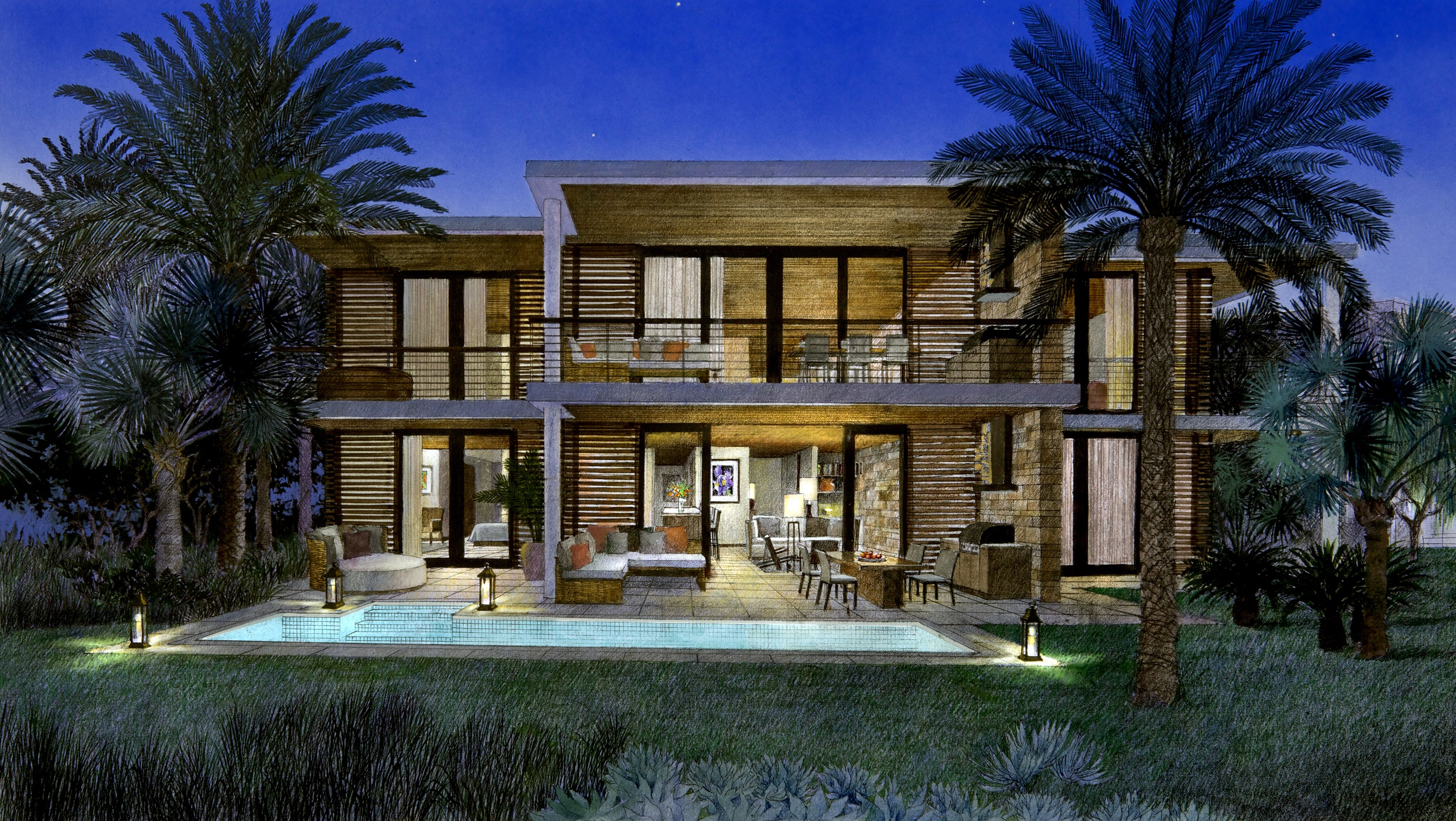 Auberge resorts collection launches the villas at vievage for Villas los cabos