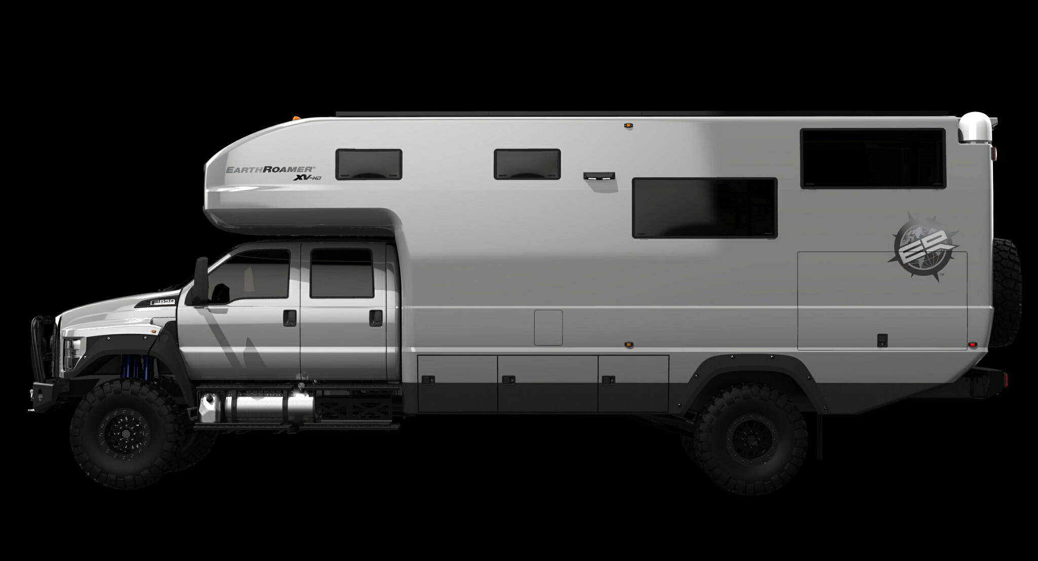 Earthroamer Reveals First Look At Highly Anticipated F 650