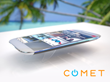 CometCore Launched the World's First Buoyant Smartphone on Kickstarter