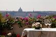 Mediterraneo's Rooftop Terrace
