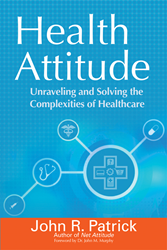 HEALTH ATTITUDE explores the healthcare policy debate in thoughtful and intelligent terms.  The book reveals the myriad of influences and barriers that inhibit a more affordable, accessible and effective healthcare system.