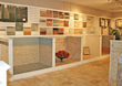 Stamford tile showroom