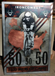 James Lawrence-Iron Cowboy, 50-50-50 Challenge Indegogo Art Piece