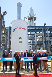 Air Liquide Commissions New Carbon Dioxide Plant in California