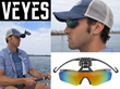 Startup Company VEYES Reinvents Flip-up Sunglasses for Sports Activities