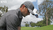 Veyes flip-up sunglasses for golf