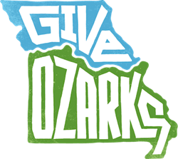 Interactive design and development agency Mostly Serious built the Give Ozarks website.